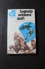 náhled knihy - Legendy sedmera moří