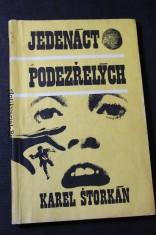 náhled knihy - Jedenáct podezřelých