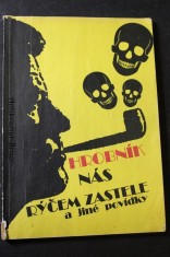 náhled knihy - Hrobník nás rýčem zastele a jiné povídky