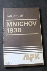 náhled knihy - Mnichov 1938
