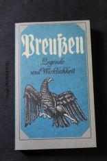 náhled knihy - Preußen, Legende und Wirklichkeit