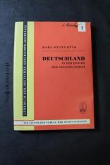 náhled knihy - Deutschland in der Epoche der Urgesellschaft (500 000 v.u.Z bis zum 5