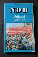 náhled knihy - NDR : dějinný přehled
