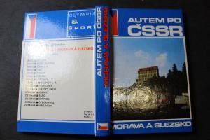 náhled knihy - Autem po ČSSR : Morava a Slezsko