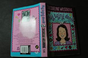 náhled knihy - Můj tajný deník