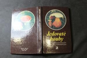 náhled knihy - Jedovaté houby