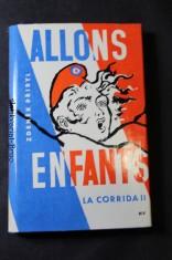 náhled knihy - Allons enfants : Zápas pokračuje : La Corrida 2