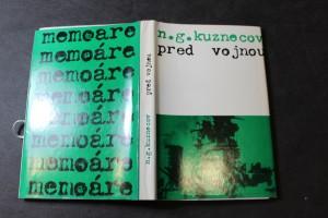 náhled knihy - Pred vojnou