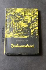 náhled knihy - Dobrovolníci