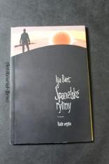 náhled knihy - Španělské rytmy : Básně