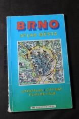 náhled knihy - Atlas města Brno