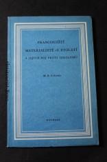 náhled knihy - Francouzští materialisté 18. století a jejich boj proti idealismu