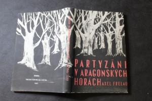 náhled knihy - Partyzáni v Aragonských horách