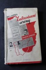náhled knihy - Zakrvácené arény : španělské reportáže