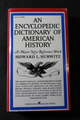 náhled knihy - An Encyclopedic Dictionary of American History