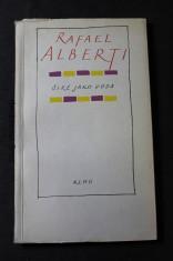 náhled knihy - Čiré jako voda : (vybrané verše z let 1924-1955)