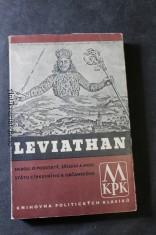náhled knihy - Leviathan, neboli, O podstatě, zřízení a moci státu církevního a občanského