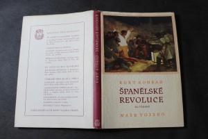 náhled knihy - Španělské revoluce