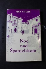 náhled knihy - Noc nad Španielskom
