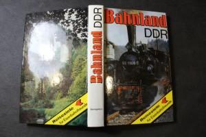 náhled knihy - Bahnland DDR : Reiseziele für Eisenbahnfreunde