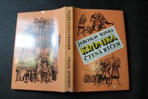 náhled knihy - Kronika čtená rýčem