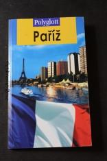 náhled knihy - Paříž - cestovní průvodce Polyglott