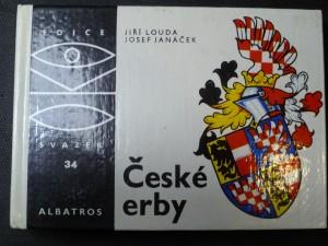 náhled knihy - České erby