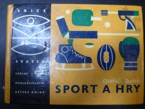 náhled knihy - Sport a hry