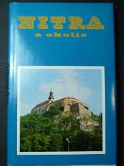 náhled knihy - Nitra a okolí