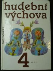 náhled knihy - Hudební výchova 4