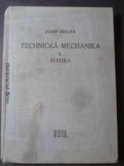 náhled knihy - Technická mechanika I. statika