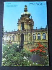 náhled knihy - Zwinger - státní umělecké sbírky v Drážďanech