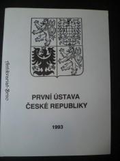 náhled knihy - První Ústava České republiky