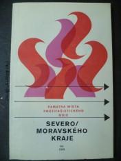 náhled knihy - Památná místa protifašistického boje Severomoravského kraje