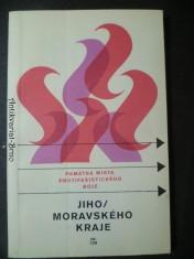 náhled knihy -  Památná místa protifašistického boje Jihomoravského kraje