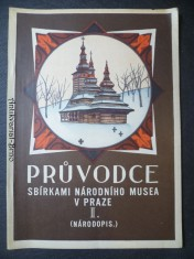 náhled knihy - Průvodce sbírkami Národního musea v Praze II. (národopis)