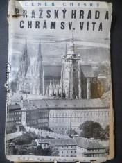 náhled knihy - Pražský hrad a Chrám sv. Víta