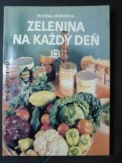 náhled knihy - Zelenina na každý deň