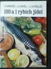 náhled knihy - 100 a 1 rybích jídel