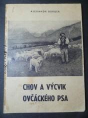 náhled knihy - Chov a výcvik ovčáckého psa
