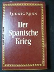 náhled knihy - Der Spanische Krieg