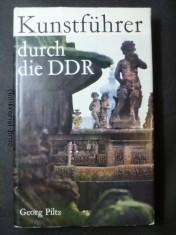 náhled knihy - Kunstführer durch die DDR