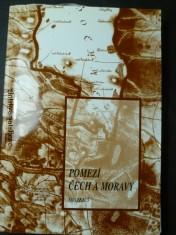 náhled knihy - Pomezí Čech a Moravy (svazezek 3)