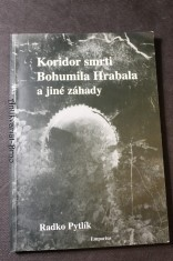 náhled knihy - Koridor smrti Bohumila Hrabala a jiné záhady literárního světa : psychologické a detektivní příběhy spisovatelů