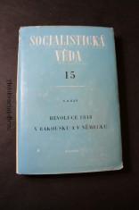 náhled knihy - Revoluce 1848 v Rakousku a v Německu