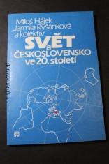 náhled knihy - Svět a Československo ve 20. století : [prozatímní učební text pro střední školy]