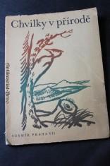 náhled knihy - Chvilky v přírodě, výběr zajímavých statí z různých oborů přírodních věd