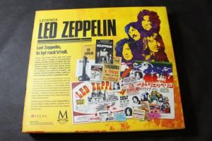 náhled knihy - Legenda Led Zeppelin