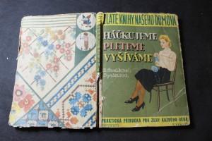 náhled knihy - Háčkujeme, pleteme, vyšíváme : praktická příručka pro ženy každého věku