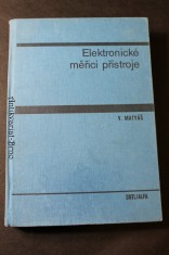 náhled knihy - Elektronické měřicí přístroje